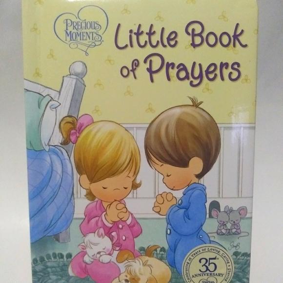 Precious Moments child little book of Prayer
